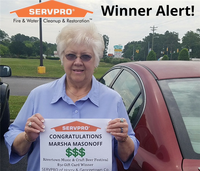 SERVPRO of Georgetown County Gives Back