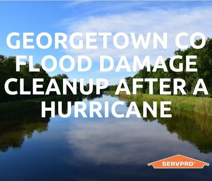 Water Damage Georgetown Co Flood Damage Cleanup After A Hurricane
