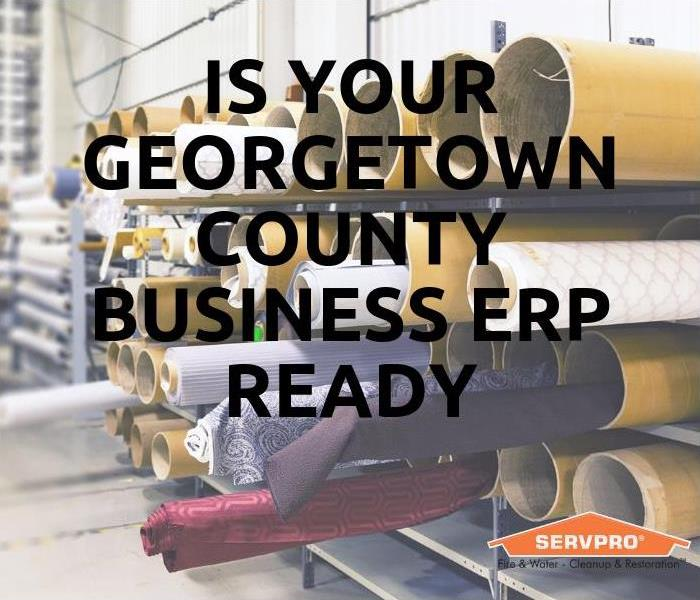 Commercial Is Your Georgetown County Business ERP Ready