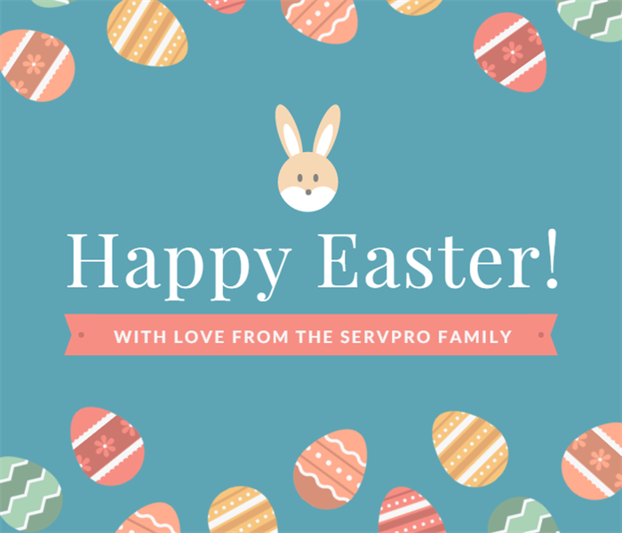 General Happy Easter From SERVPRO of Georgetown County
