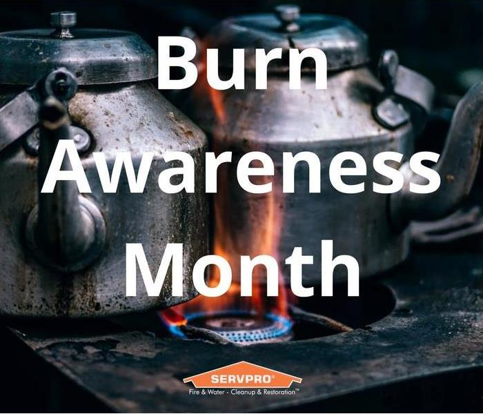Fire Damage Burn Awareness Month In Georgetown County