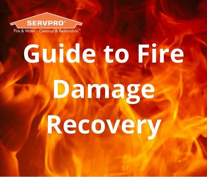 Fire Damage Guide to Fire Damage Recovery In Georgetown County