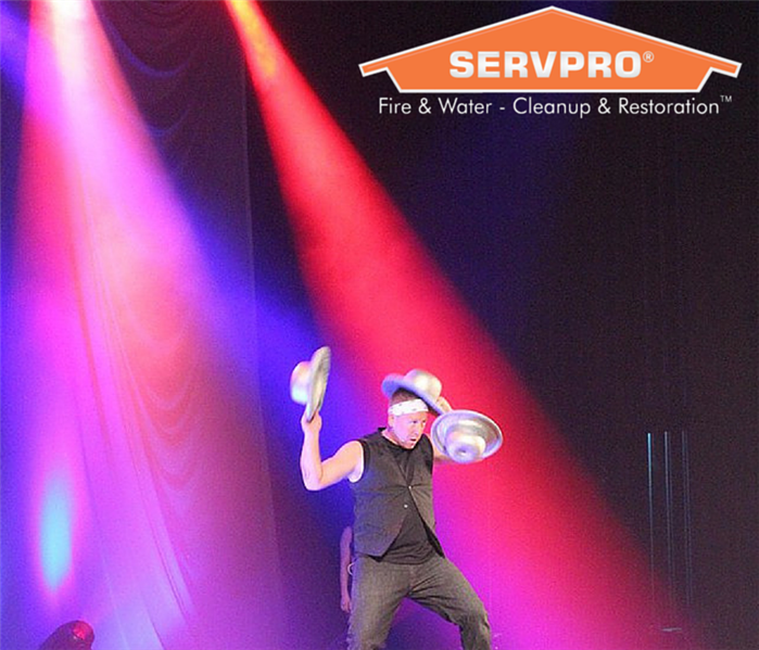 General Community Entertainment Available From SERVPRO