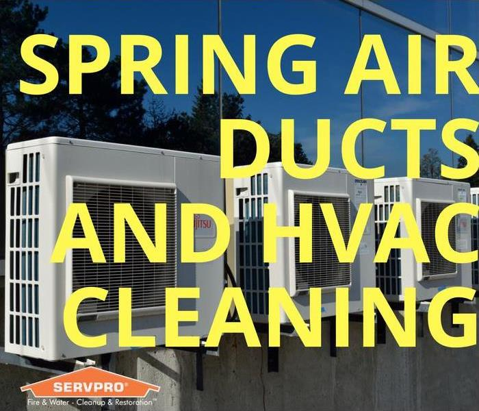 Cleaning Spring Air Ducts and HVAC Cleaning In Georgetown County
