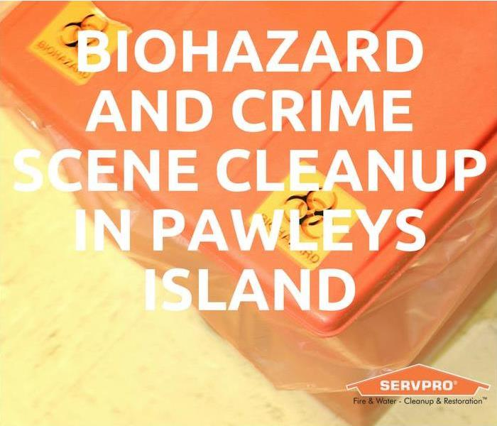 Biohazard Biohazard and Crime Scene Cleanup In Pawleys Island